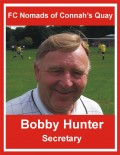 Bobby Hunter