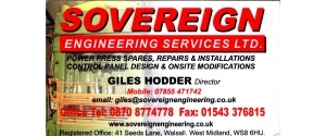 Sovereign Engineering Ltd.