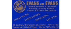 Evans and Evans
