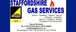 Staffordshire Gas Services