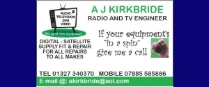 A J Kirkbride - Radio &amp; TV Engineer