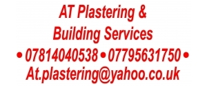 AT Plastering & Building Services