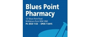 Blues Point Pharmacy