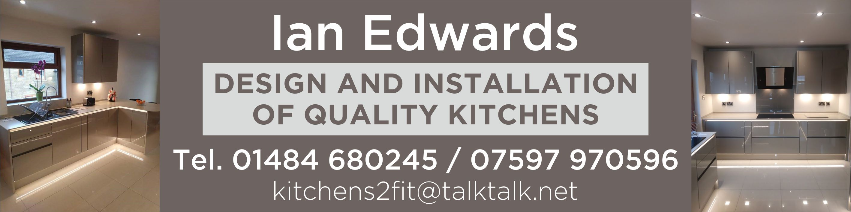 Ian Edwards - Design & Installation of Kitchens