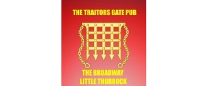 The Traitors Gate Pub, Grays