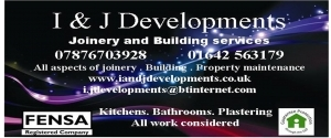 I & J Developments