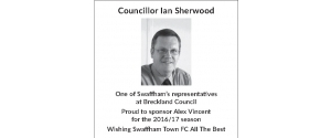 Councillor Ian Sherwood