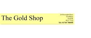 The Gold Shop Swaffham