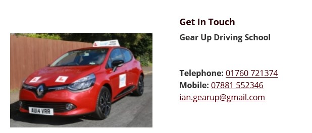 Gear Up Driving School