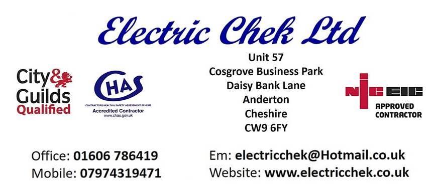 Electric Chek Ltd