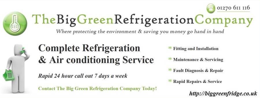 Big Green Refrigeration Company