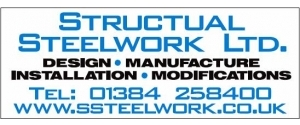 STRUCTUAL STEELWORK LTD