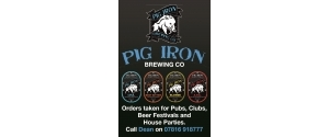 Pig Iron Brewing Co