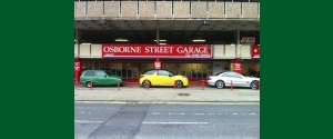 OSBORNE ST GARAGE