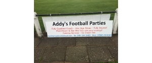 Addy's Football Parties