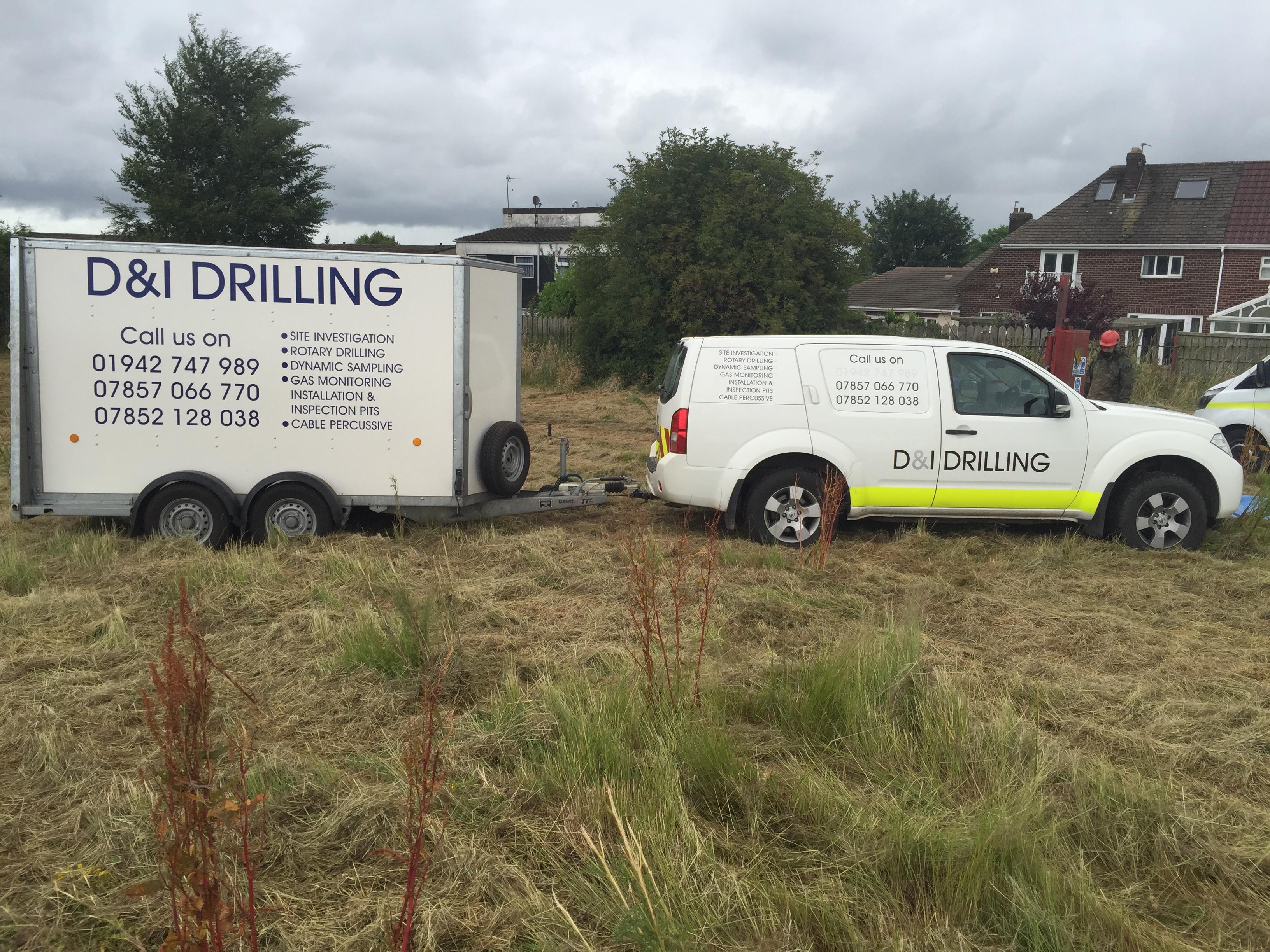 D & I Drilling