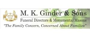 MK Ginder & Sons