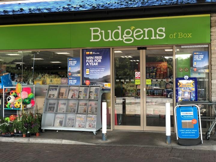 Budgens Box