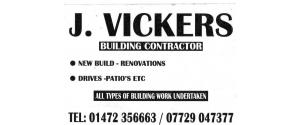 J Vickers Building Contractor