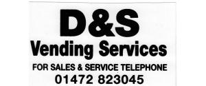 D & S Vending Services
