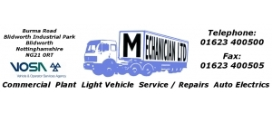 Mechanician Limited