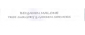 Benjamin Malone Tree Surgery & Garden Services