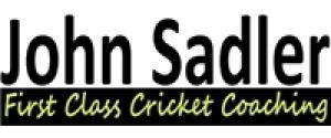 John Sadler First Class Cricket Coaching