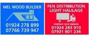 Mel Wood Builder and Fen Distribution