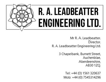 R A Leadbeatter