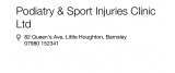 Podiatry and Sports Injury Clinic Ltd