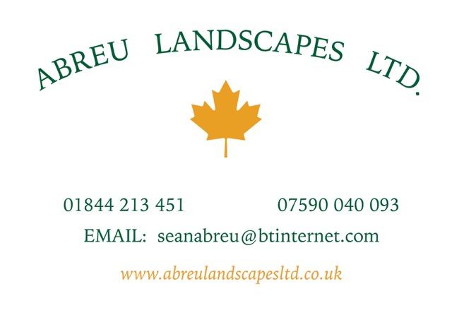 Abreu Landscapes Ltd