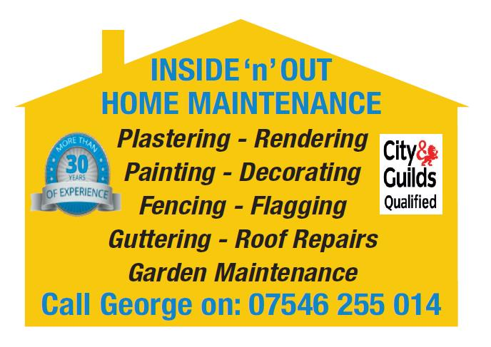 Inside 'n' Out Home Maintenance