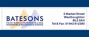 Batesons Paint & Wallpaper Retailer