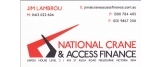 National Crane & Access Finance