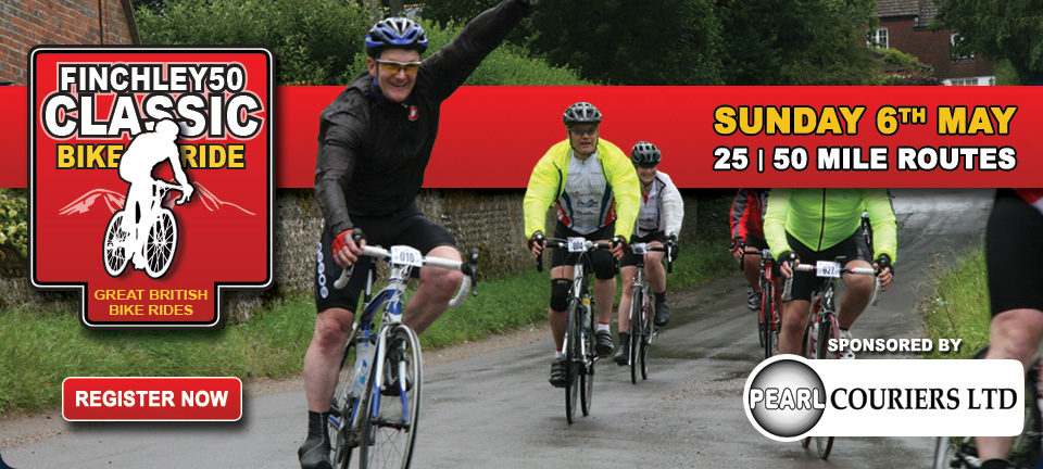 Sign up to the Finchley 50 2018