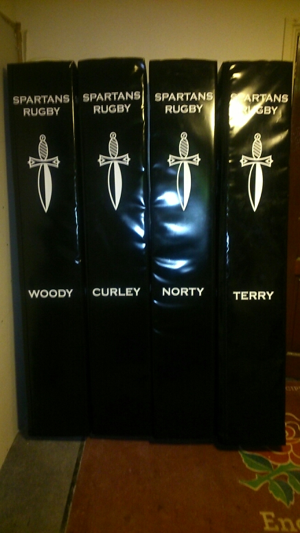 Norty, Curly, Woody & Gobett