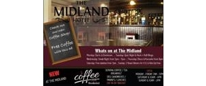 The Midland Hotel/Coffee Shop