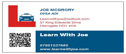 Learn with Joe