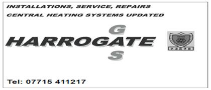 Harrogate Gas