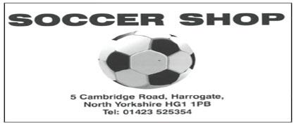 Soccer Shop