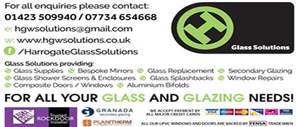 Harrogate Glass Solutions