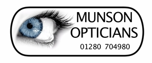MUNSON OPTICIANS - 01280 704980