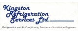 kINGSTON REFRIGERATION