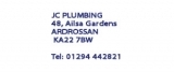 JC Plumbing - Ardrossan