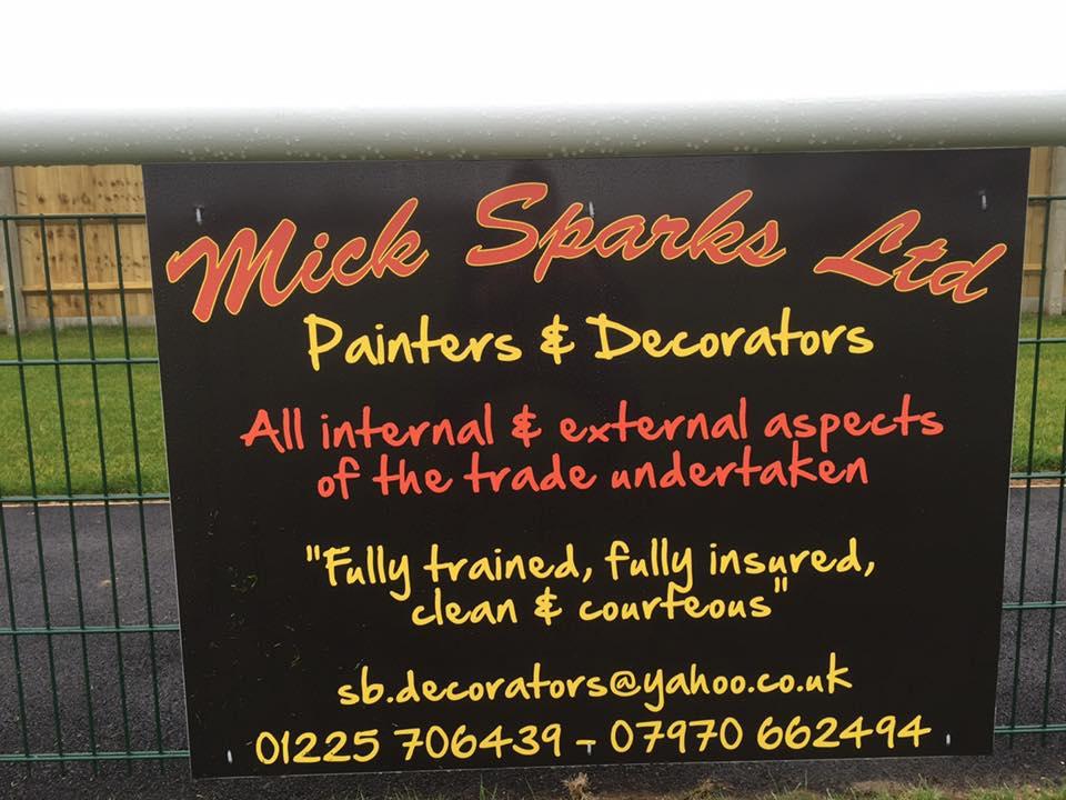Mick Sparks Ltd