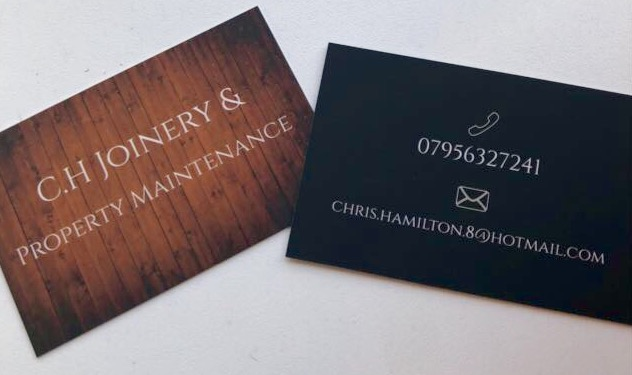 CH Joinery & Prop Maintenance