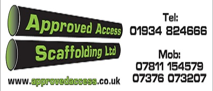 Approved Access Scaffolding