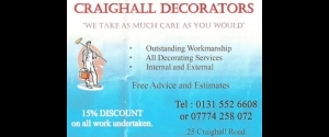 Craighall Decorators