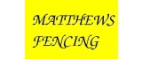 Matthews Fencing