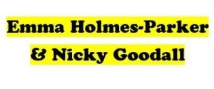 Emma Holmes-Parker & Nicky Goodall